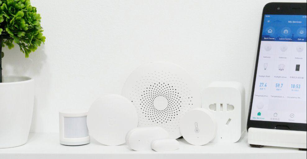 Комплект умного дома Xiaomi